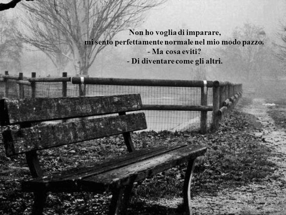 Quello che più mi piace, mi sa, è che nel tempo tutto si risolve, si aggiusta, si cicatrizza, indipendentemente da quel che penso o faccio.