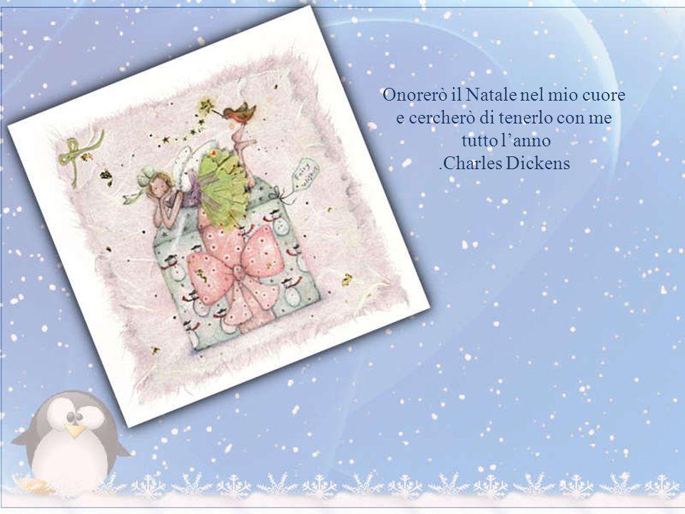 Il Natale,bambini, non è una data. È uno stato danima. Mary Ellen Chase