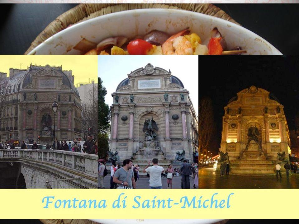 ..quartiere molto vivace con rinomati ristoranti francesi e simpatici ed economici ristoranti etnici