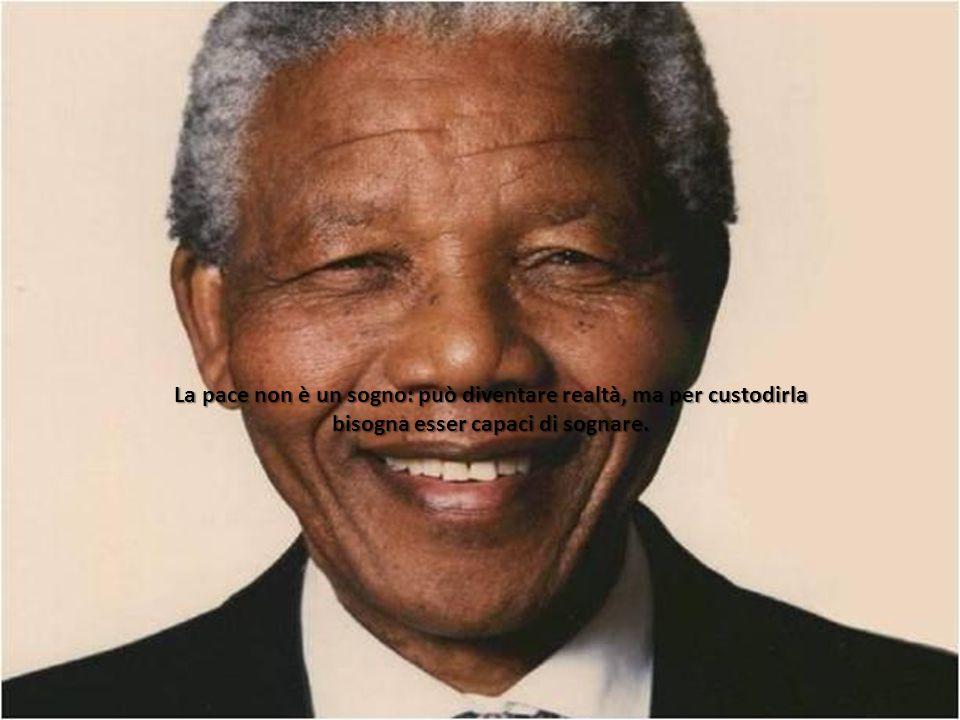 Nelson Rolihlahla Mandela Nelson Rolihlahla Mandela nato il 18 luglio 1918 è un politico sudafricano, primo presidente a essere eletto dopo la fine de