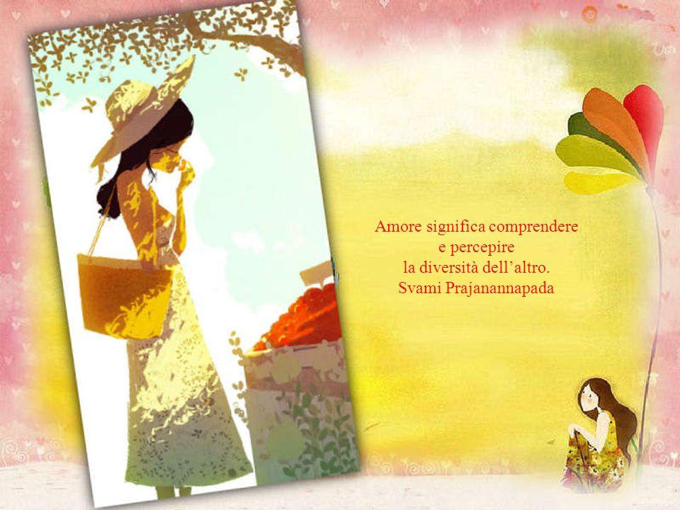 Il vero ornamento della donna è la sua indole, la sua purezza. Gandhi
