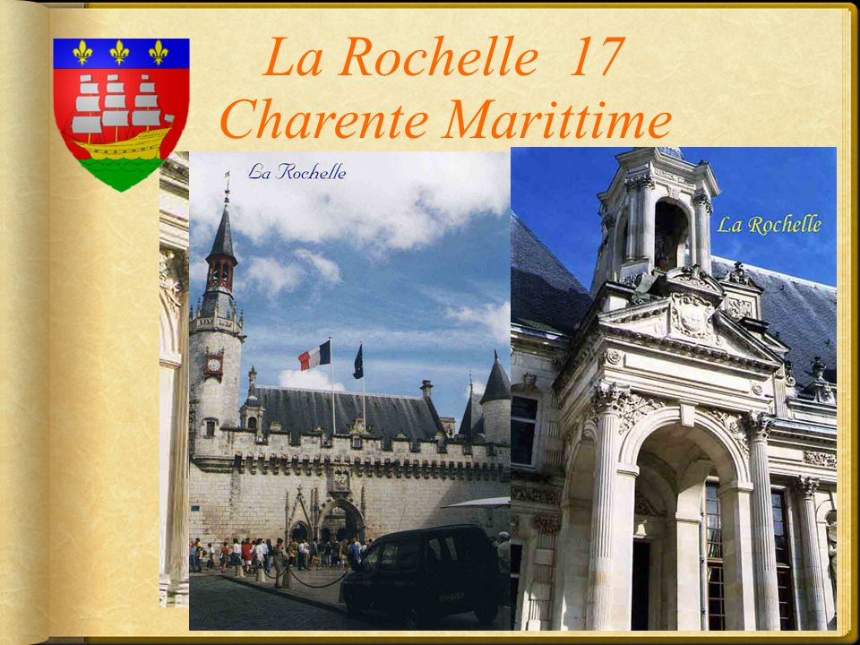 La Rochefoucauld 16 Charente