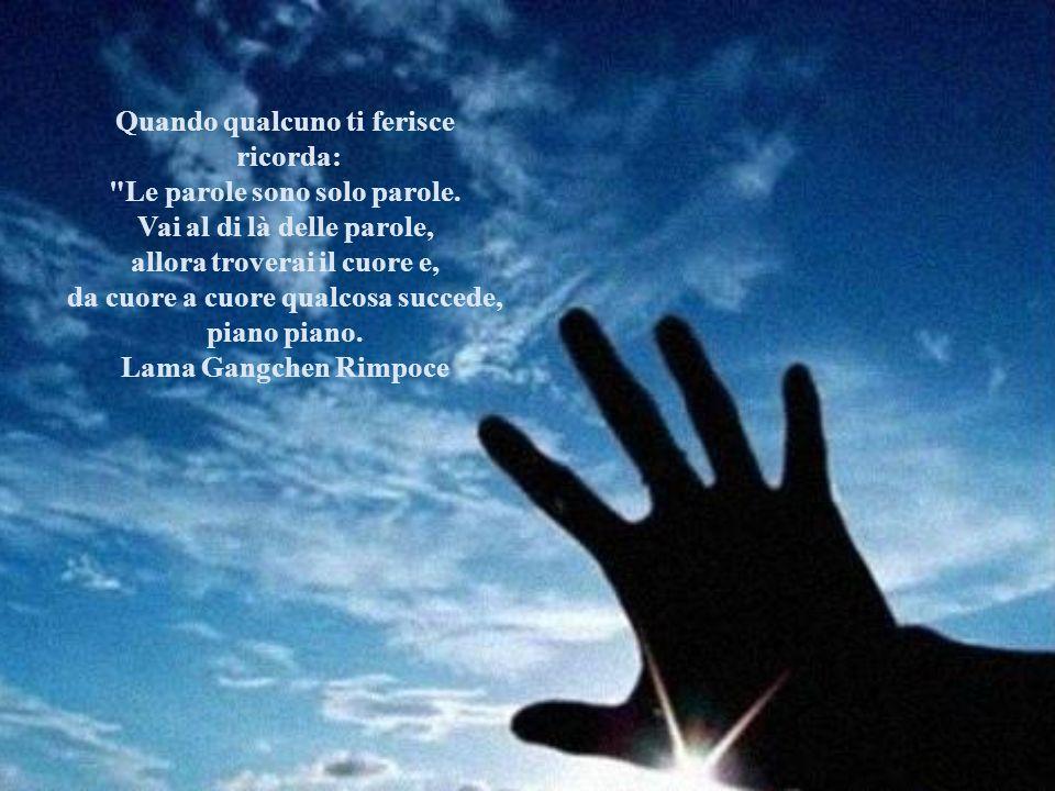 Le mie parole ti sono piovute addosso come carezze. Pablo Neruda