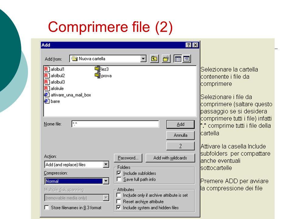 Comprimere file (2)