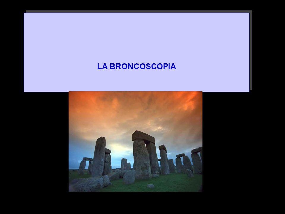 LA BRONCOSCOPIA