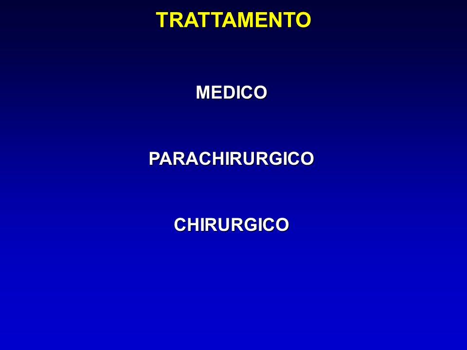 MEDICO PARACHIRURGICO CHIRURGICO TRATTAMENTO