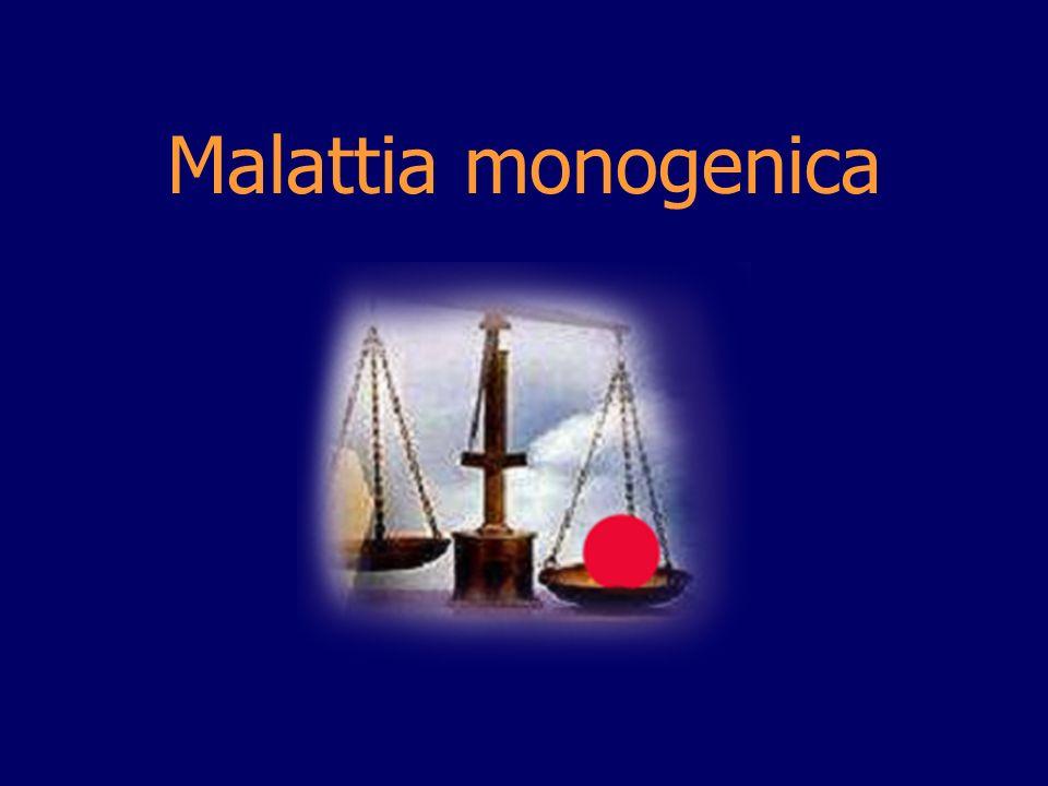 Malattia monogenica