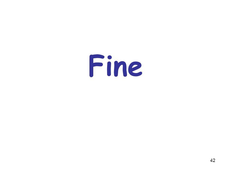 42 Fine