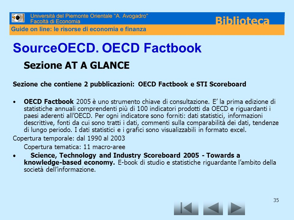35 SourceOECD.