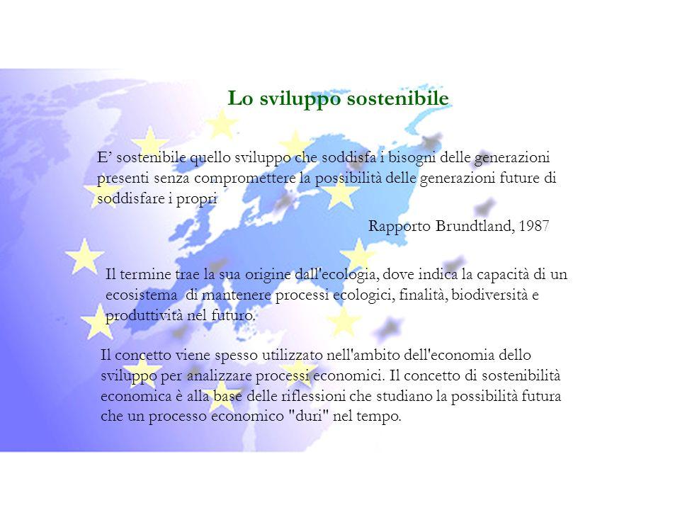 Il marchio di qualità ecologica dellUnione europea (Ecolabel EU) Il sistema del marchio Ecolabel UE si inserisce nella politica comunitaria relativa al consumo e alla produzione sostenibili, il cui obiettivo è ridurre gli impatti negativi del consumo e della produzione sullambiente, sulla salute, sul clima e sulle risorse naturali.