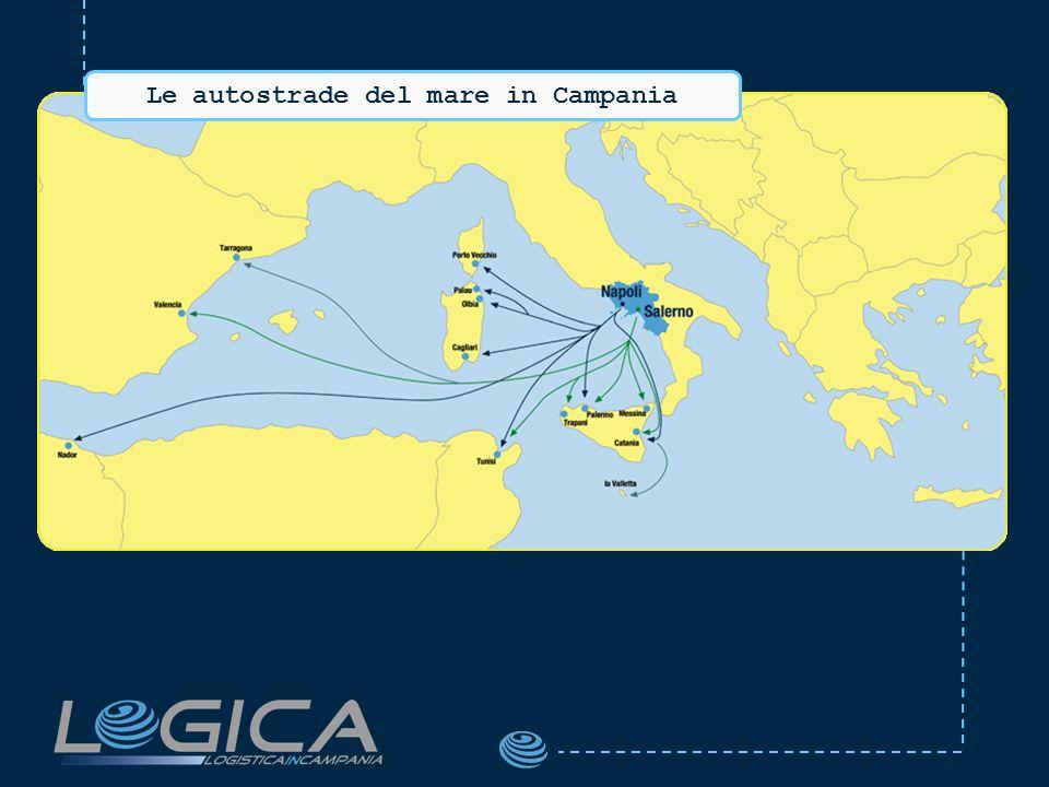 Le autostrade del mare in Campania