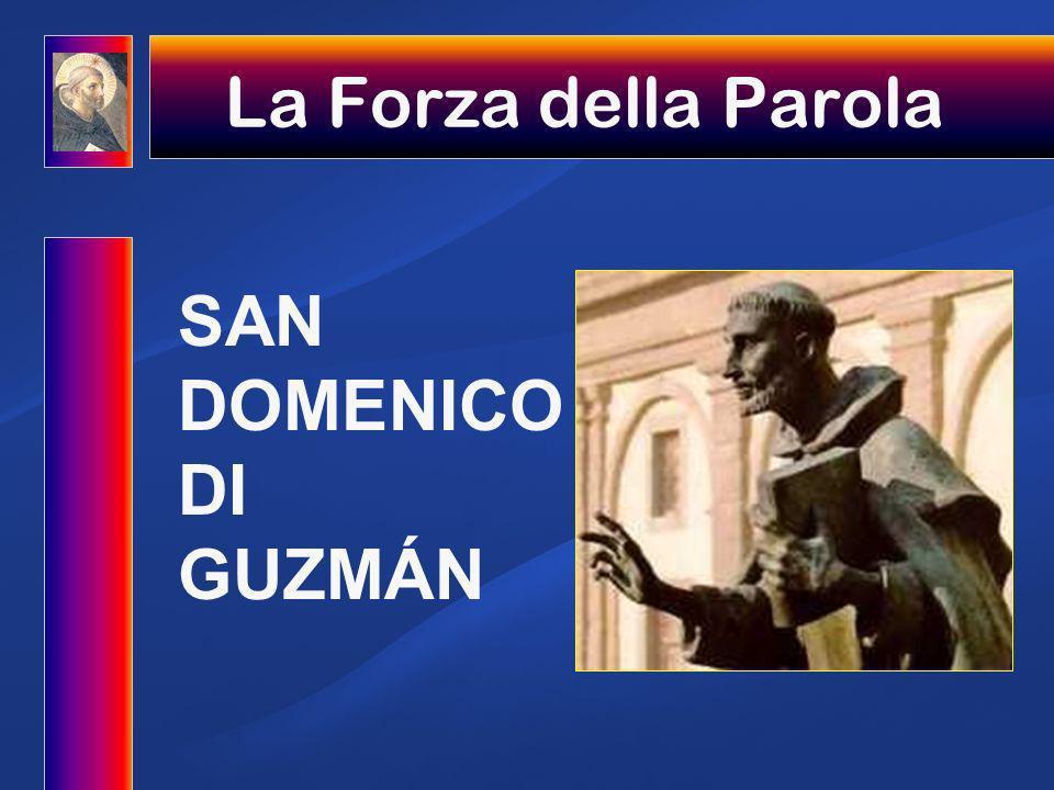 Domenico di Guzmán La sfida della parola per il nuovo millennio