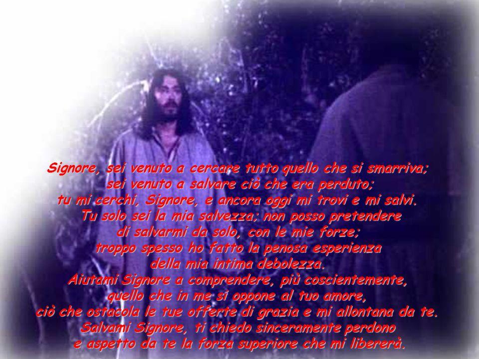 Luca dice che un angelo venne a consolarlo.Che gli avrà mai detto.