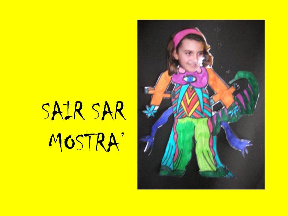 SAIR SAR MOSTRA
