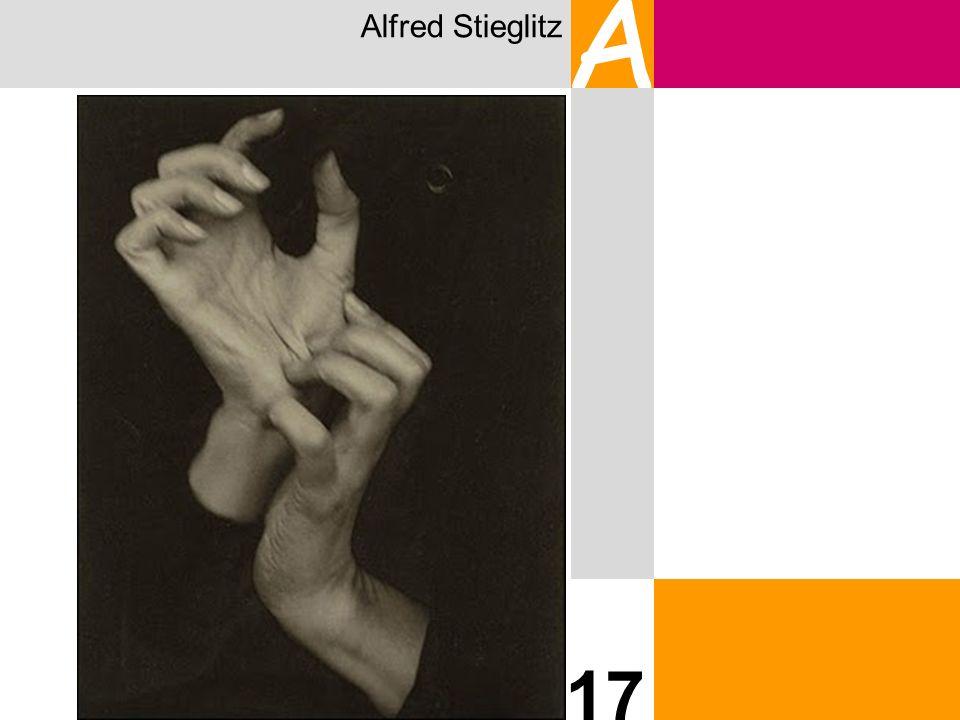 Alfred Stieglitz A 17
