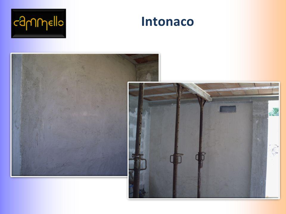 Installazione ad incasso Installare la rete porta intonaco Effettuare lapertura dispezione sul lato desiderato