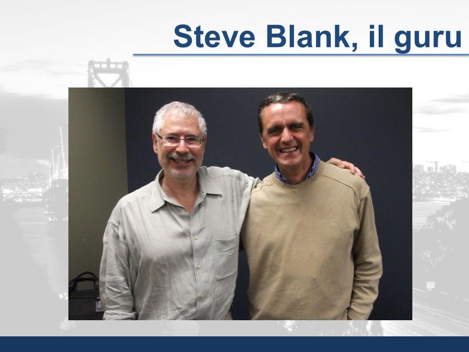 Steve Blank, il guru