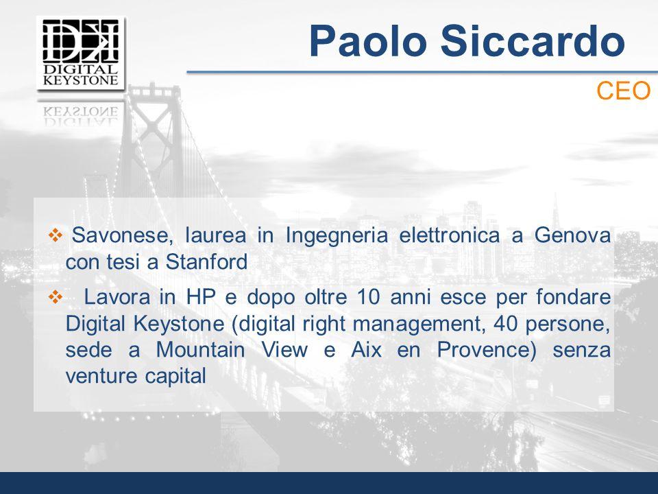 Ingegnere laureato a Pavia.