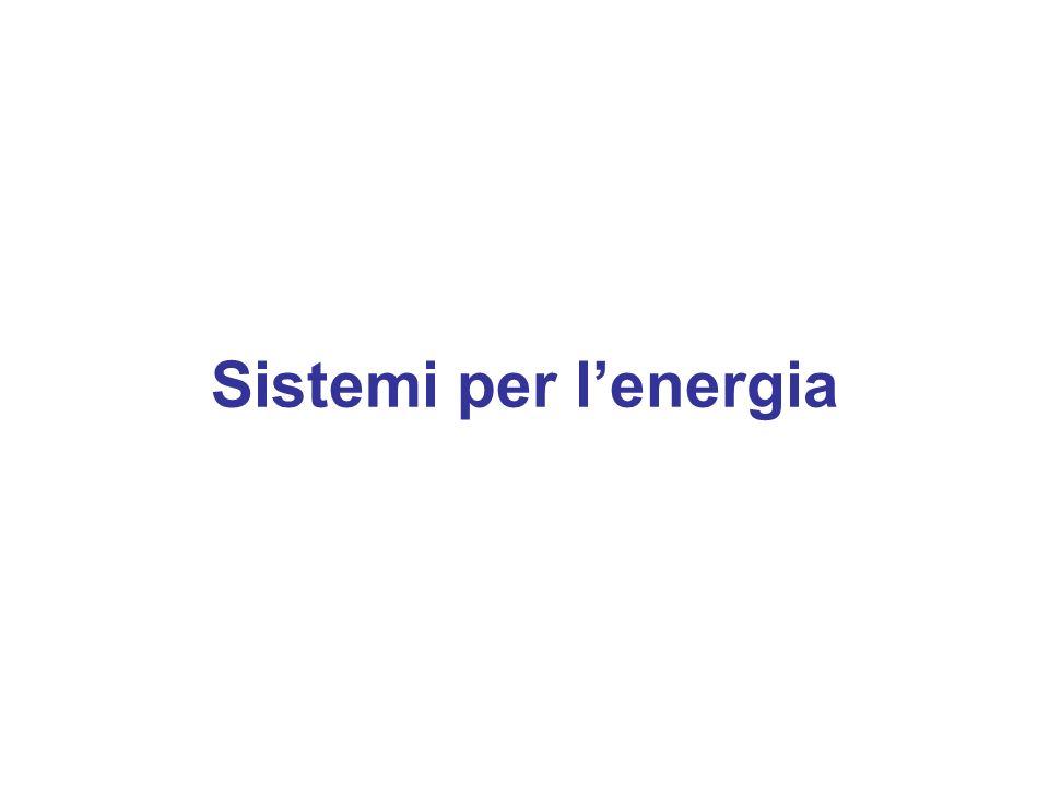 Sistemi per lenergia