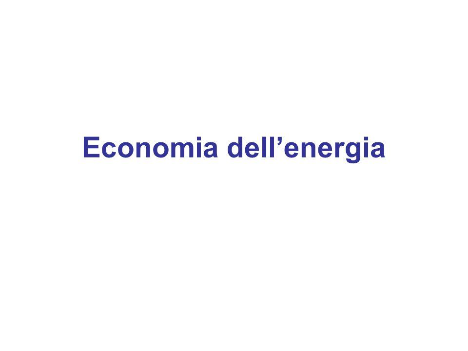 Economia dellenergia
