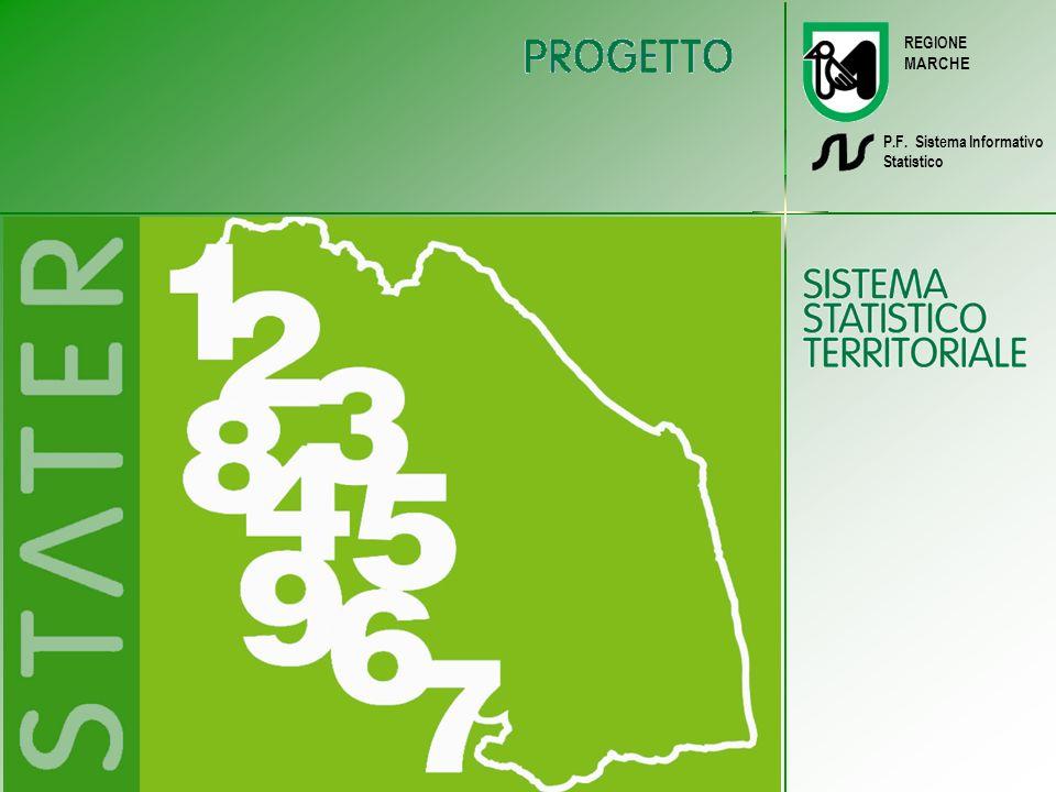 P.F. Sistema Informativo Statistico REGIONE MARCHE