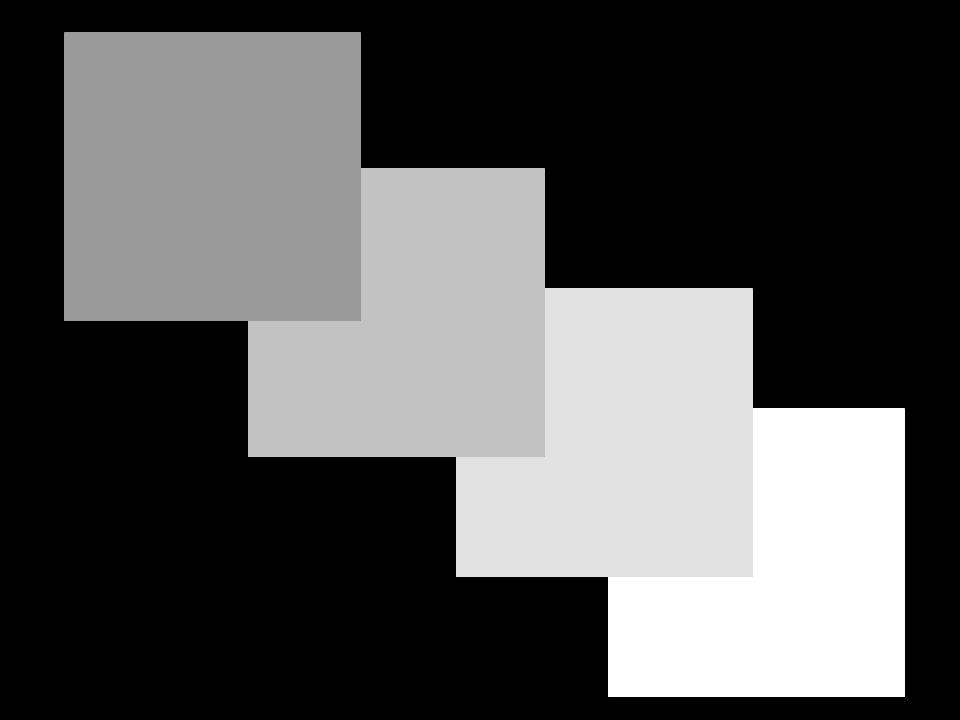 17 Legge di Weber Fechner Dato uno stimolo di intensità I, per cogliere uno stimolo di intensità superiore occorre superare una soglia I.