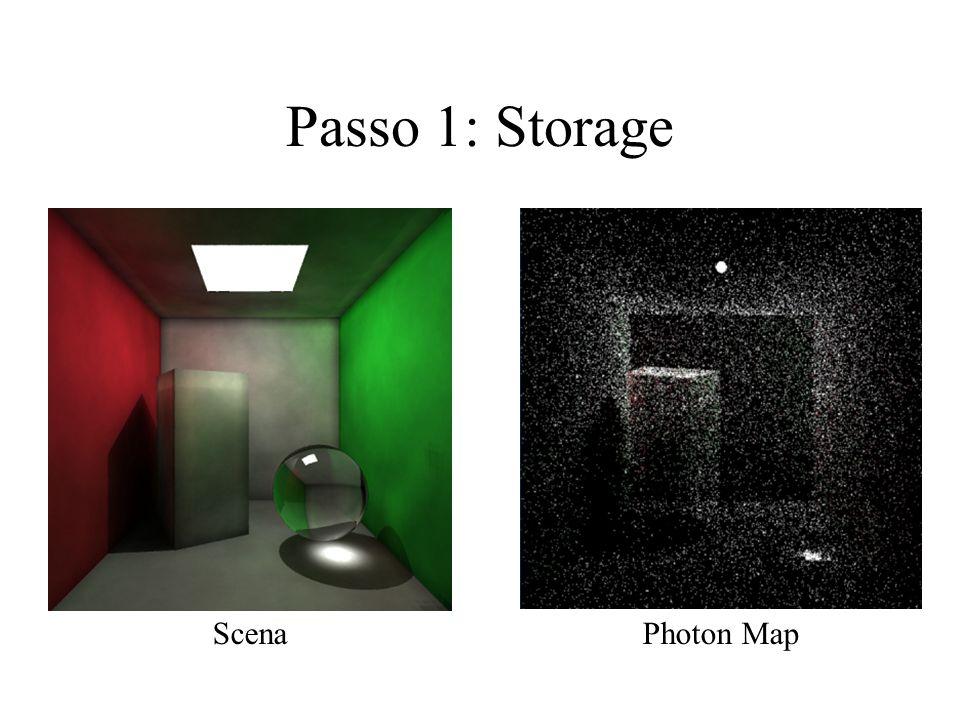 Passo 1: Storage ScenaPhoton Map
