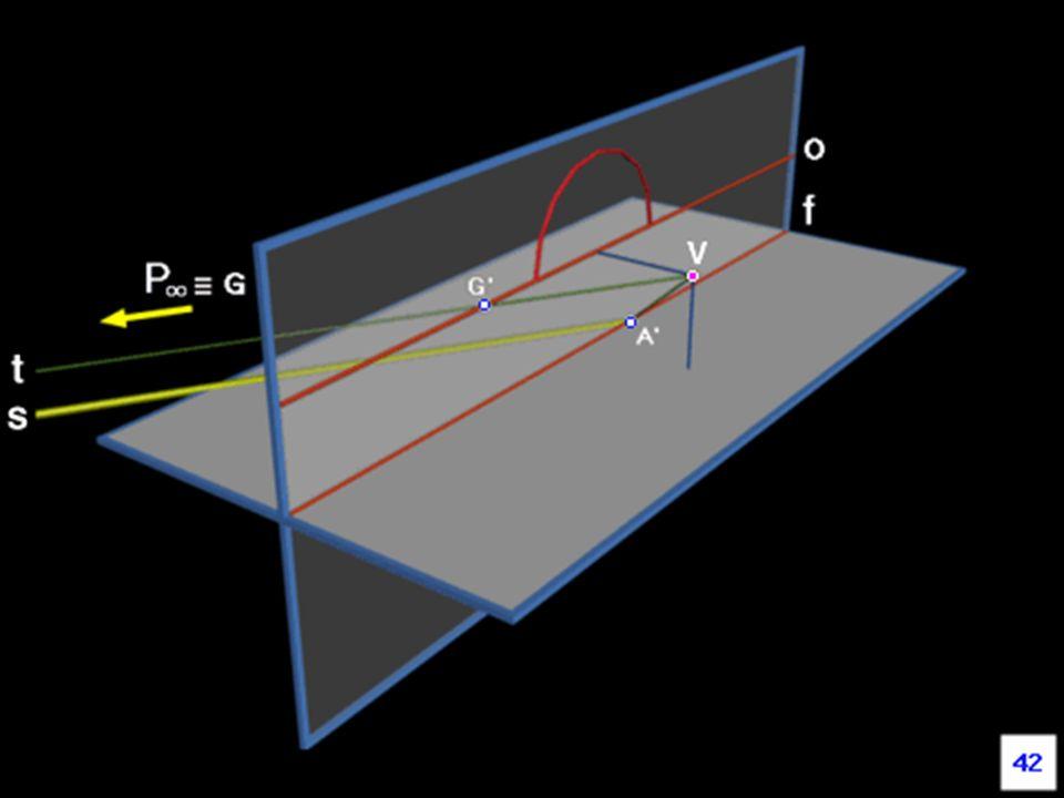 Fondamenti e applicazioni di geometria descrittiva