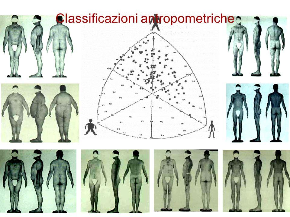 Classificazioni antropometriche