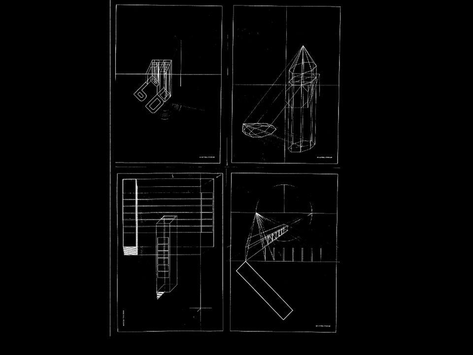 PROBLEMI GRAFICI Grafici sono detti quei problemi di rappresentazione per i quali i dati relativi alle misure non sono determianti; concernono esclusivamente le proprietà di appartenenza dei corpi dati dei quali si richiede solo una rappresentazione corretta in un dato metodo.