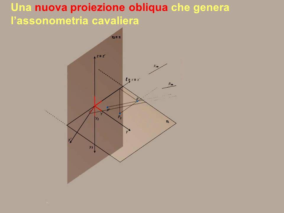 F. Gay, Università IUAV di Venezia, Corso di Laurea in Scienze dellArchitettura - Modulo coordinato di rappresentazione 1 – aa. 2010-2011 Una nuova pr