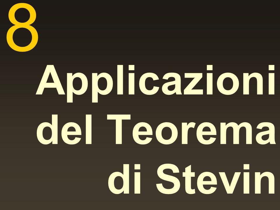 Applicazioni del Teorema di Stevin 8