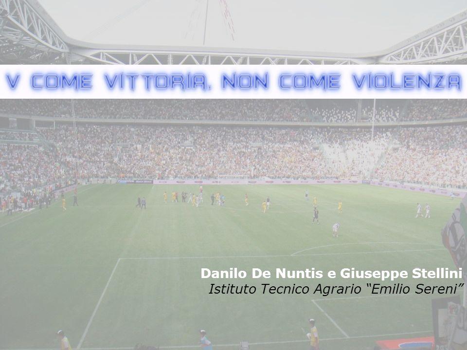 Danilo De Nuntis e Giuseppe Stellini Istituto Tecnico Agrario Emilio Sereni