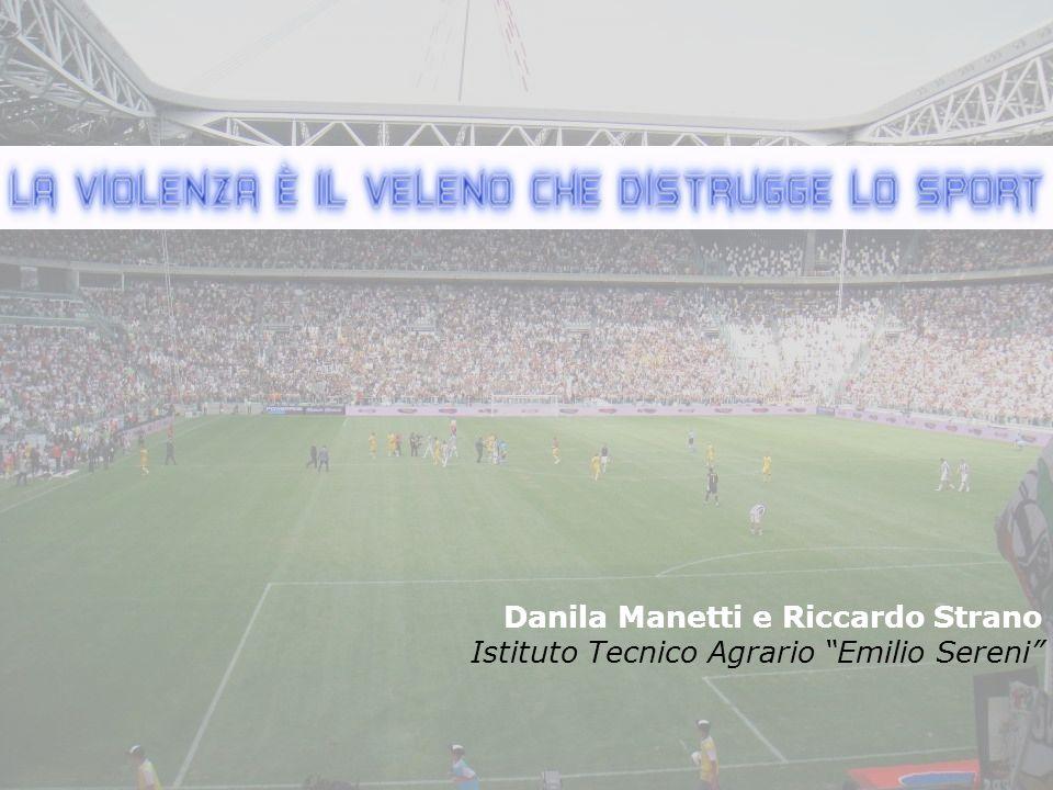 Danila Manetti e Riccardo Strano Istituto Tecnico Agrario Emilio Sereni