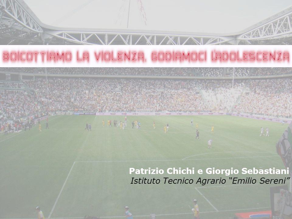 Patrizio Chichi e Giorgio Sebastiani Istituto Tecnico Agrario Emilio Sereni