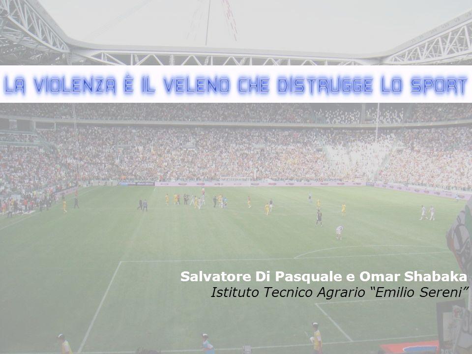 Salvatore Di Pasquale e Omar Shabaka Istituto Tecnico Agrario Emilio Sereni