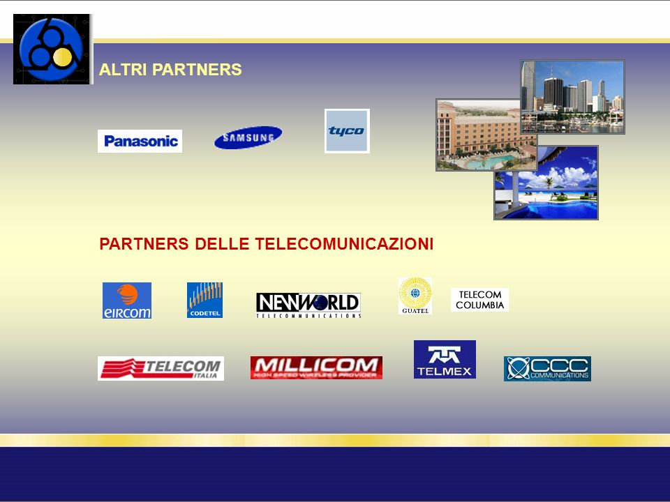 ALTRI PARTNERS PARTNERS DELLE TELECOMUNICAZIONI