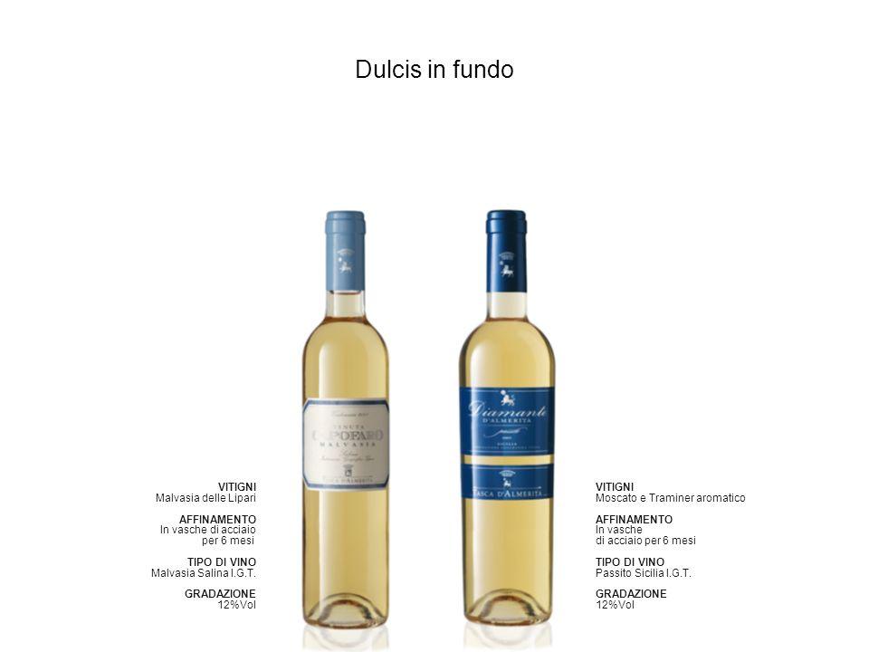 Le Grappe VINACCIA Non torchiata proveniente dalla vinificazione delle uve di Nero dAvola di produzione aziendale.