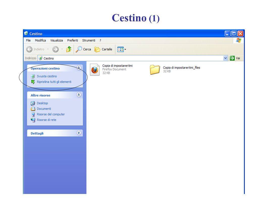 Cestino (1)