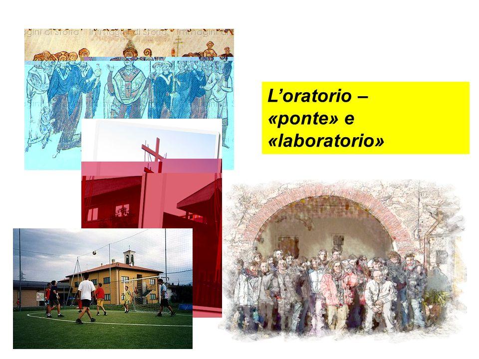 Loratorio – «ponte» e «laboratorio»