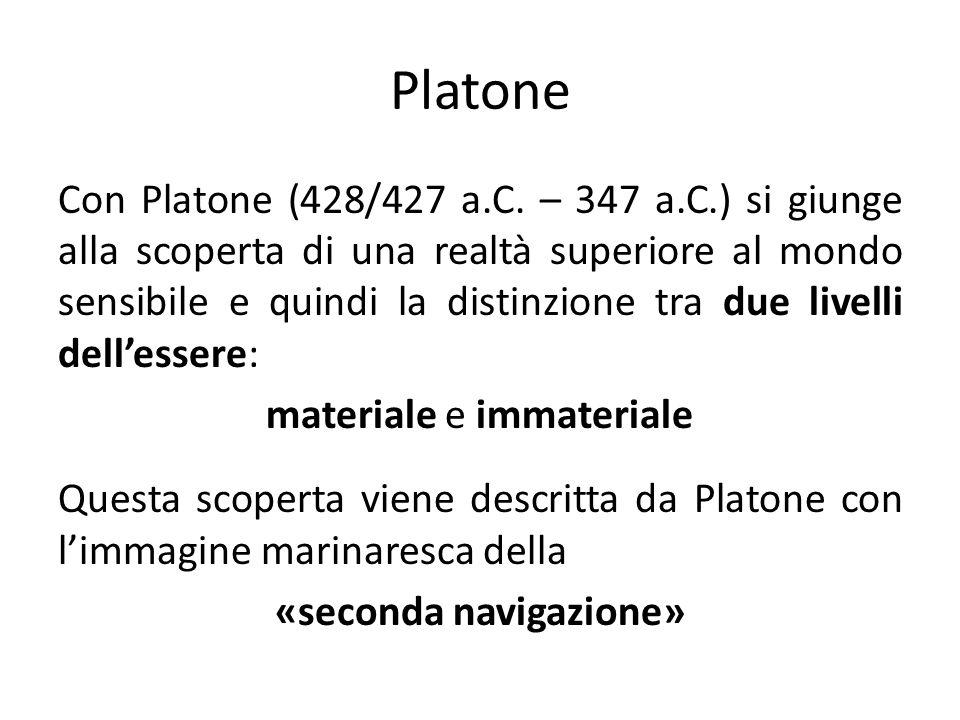 Platone Con Platone (428/427 a.C.