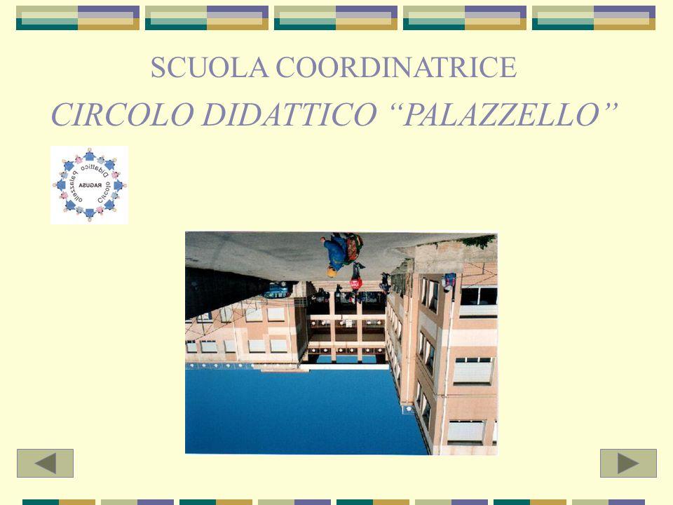 SCUOLA COORDINATRICE CIRCOLO DIDATTICO PALAZZELLO