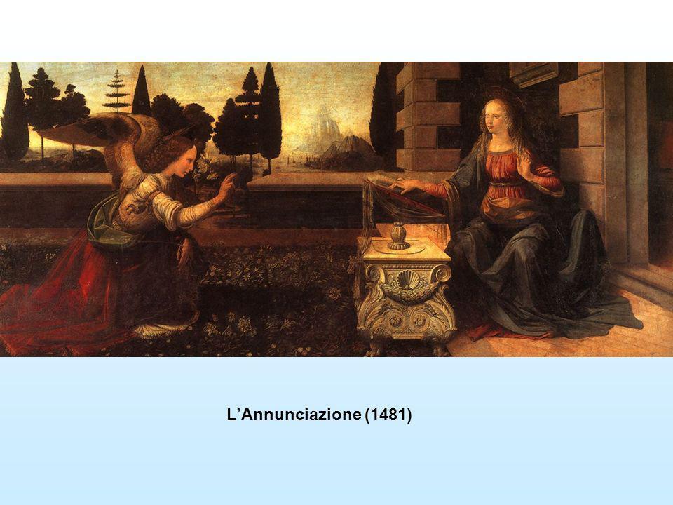 LAnnunciazione (1481)