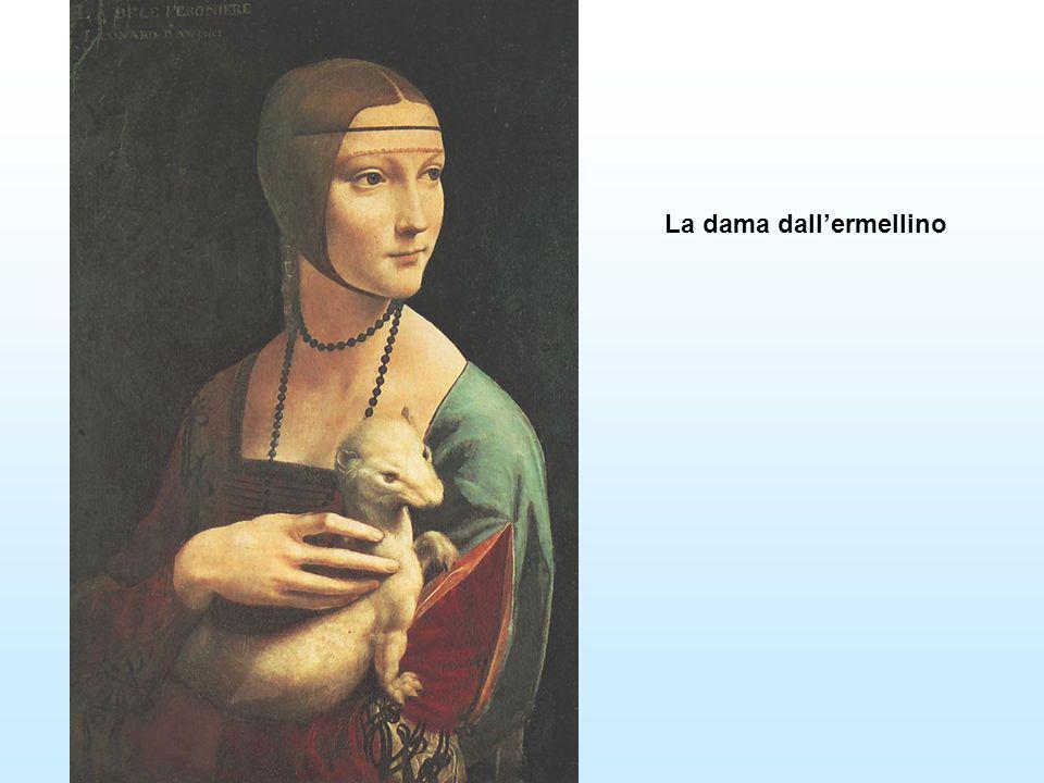 La dama dallermellino