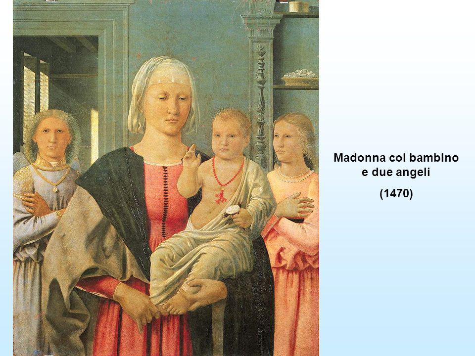 Madonna col bambino e due angeli (1470)