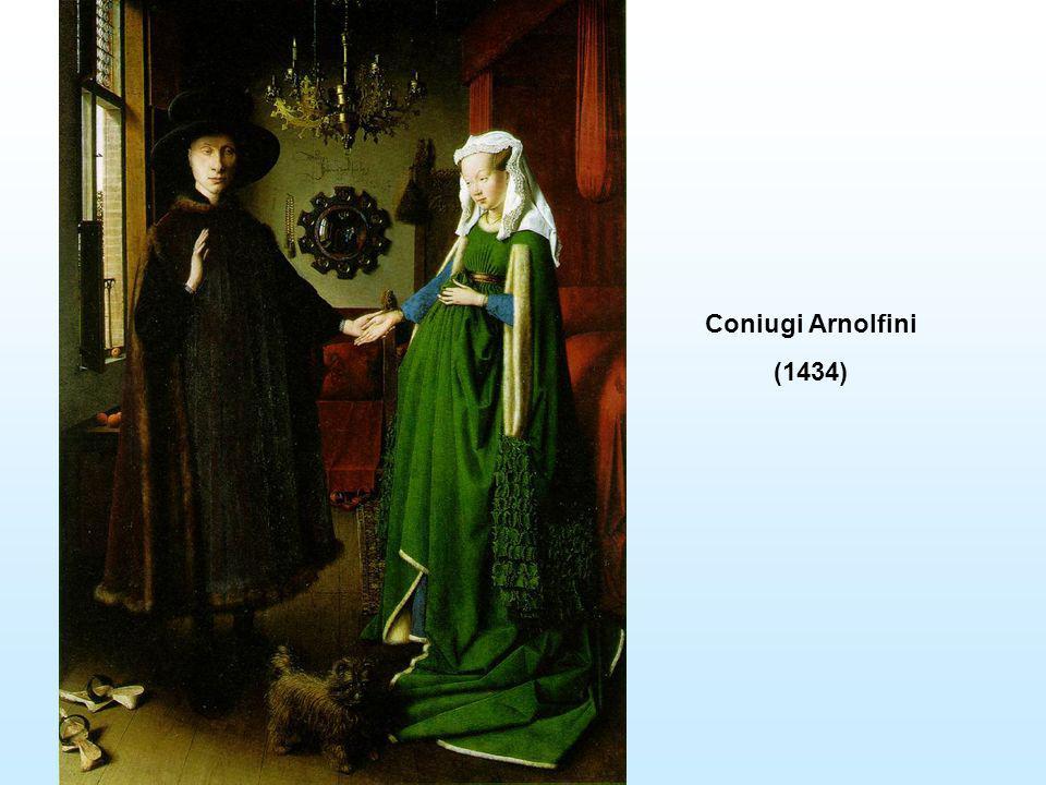 Coniugi Arnolfini (1434)