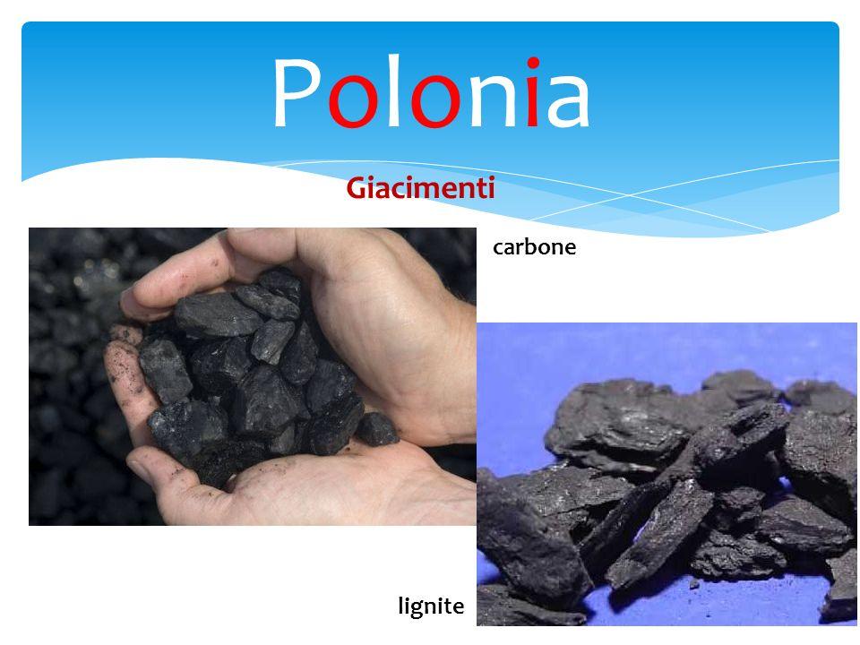 PoloniaPolonia Giacimenti carbone lignite