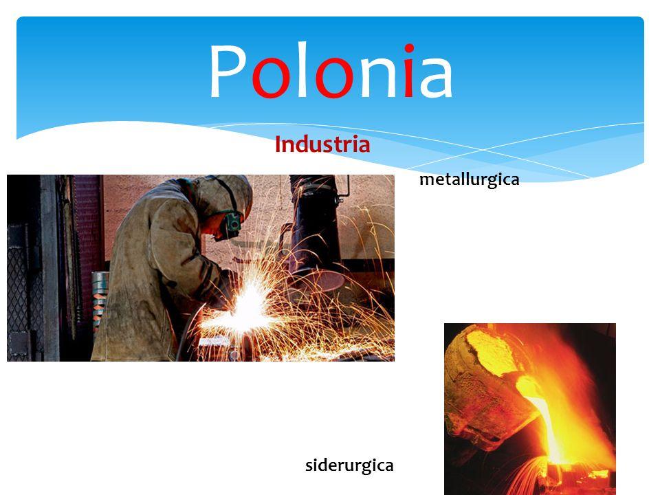 PoloniaPolonia Industria metallurgica siderurgica