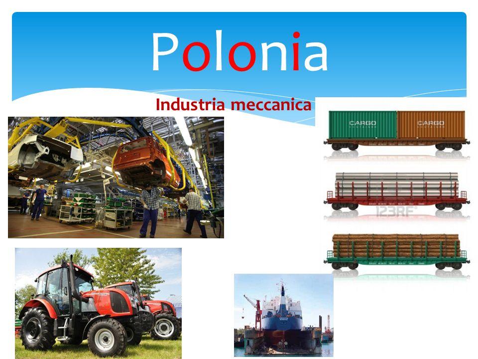PoloniaPolonia Industria meccanica