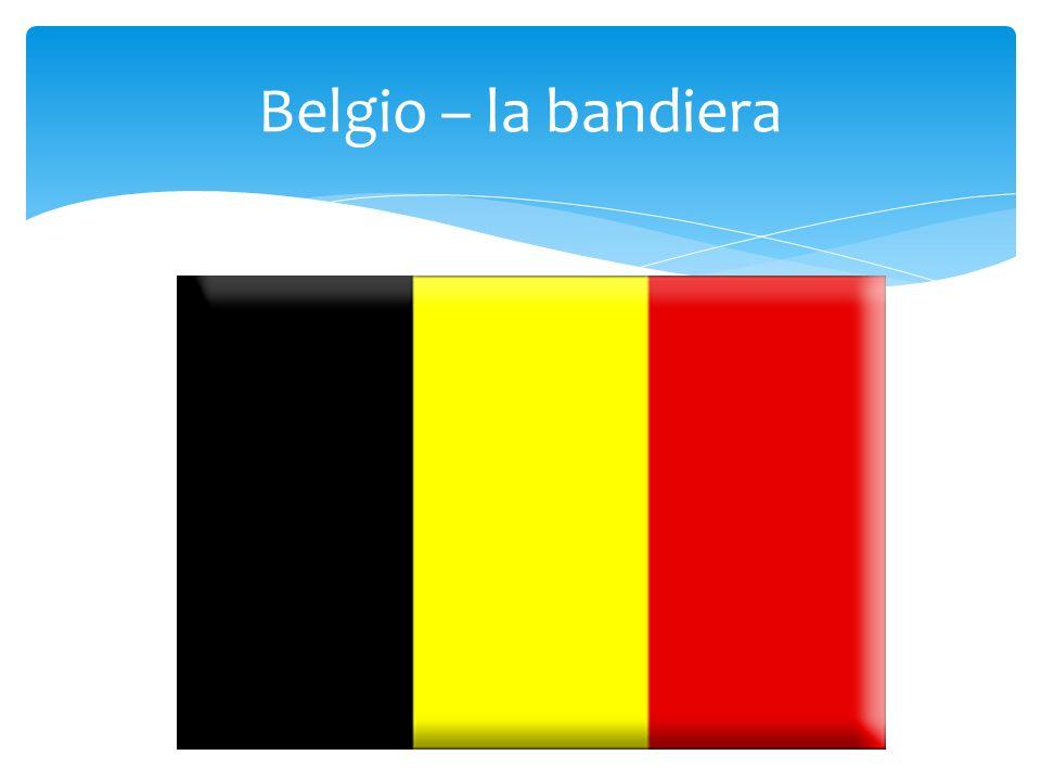 Belgio – la bandiera